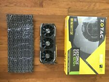 ZOTAC GeForce GTX 1070 Ti AMP! EXTREME 8GB VR Ready Video Card (ZTP10710B-10P)