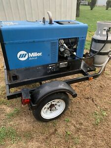 miller welder generator bobcat 225 needs Repair