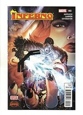 Inferno Vol 1 No 2 Aug 2015 (NM) Marvel, Secret Wars, 1st Print