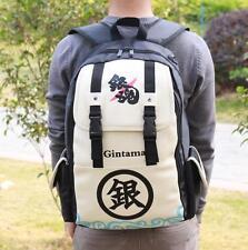 Anime Gintama Logo Sports Messenger Backpack School Shoulder Bag Cosplay Gift