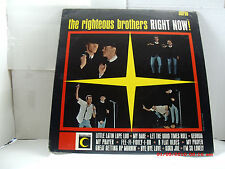THE RIGHTEOUS BROTHERS -(LP)- RIGHT NOW! - THEIR DEBUT LP  MOONGLOW STEREO- 1963