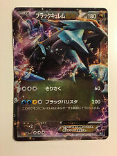Pokemon Card / BLACK KYUREM EX Promo Holo 008/018 BKB