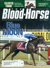 2003 The Blood-Horse Magazine #14: Moon Ballad Wins Dubai World Cup/Ipi Tombe