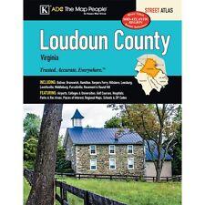Loudoun County VA ADC Street Atlas