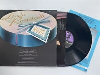 Linda Ronstadt Nelson Riddle Lush Life Vinyl Album Record LP