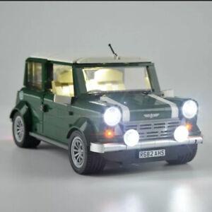 LED light Kit LEGO 10242 Mini Cooper!! Lighting Kit Set ONLY!!