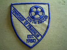 YOUTH SOCCER TOWNSHIP OF FRANKLIN  EST 1980  Patch
