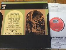 SLS 5006 Beethoven Fidelio / Ludwig / Vickers / Klemperer 3 LP box