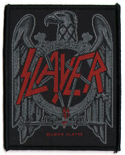 Slayer Sew-on Music Patch: Pentagram - Rock Music Heavy Metal New