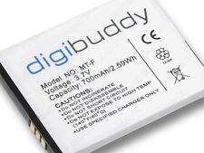 Telefon Akku für FRITZ!Fon MT-F M2 C4 312BAT006 Festnetz Handy Accu Batterie neu