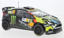 Ford Fiesta RS WRC, No.46, Monster, Rallye Monza, 1:18, IXO