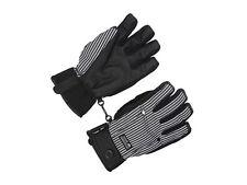 686 Destructed Gloves (L) Stripe Black Railroad