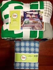 Circo Game On Collection Full 5 Piece Set / Quilt-Sheet Set New With Tags