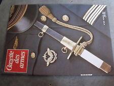 $p Revue Gazette des armes N°105 Système Valmet 412  US 17  arc de cavalerie