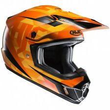 Casco Helm Casque Helmet OFF-ROAD Cross HJC CS-MX II 2 DAKOTA MC7SF Taglia S
