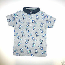 George Boys' Short Sleeve Sleeve Cotton Blend T-Shirts, Tops & Shirts (2-16 Years)