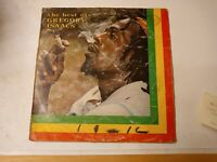 Gregory Isaacs ‎– The Best Of Gregory Isaacs - Vinyl LP 1978