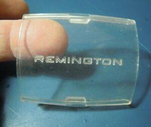 """COPERCHIO PER RASOIO ELETTRICO """" REMINGTON """" DE-LUXE  Roll-S-Matic - VINTAGE -"""