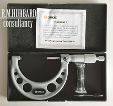 Engineer 50 - 75mm external micrometer. Quality tool by Groz