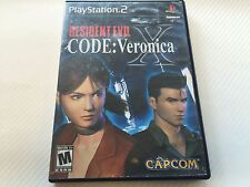 Resident Evil -- CODE: Veronica X Greatest Hits (Sony PlayStation 2, 2002)