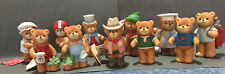 Enesco Lucy Rigg Bear 11 Lucy & Me 1980-82 Nice Boy Variety no chips nicks dings