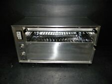 VINTAGE GENERAL ELECTRIC OVEN ROTISSERIE BAKING AND BROILER OVEN CAT. NO. 23R30