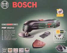 Bosch DIY Akku-Multifunktionswerkzeug PMF 10,8 LI Akku Ladegerät NEU Rechnung