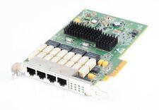 Silicom Quad Port Copper Bypass Gigabit Server Adapter, PCI-E - PEG4BPI-SD-RoHS