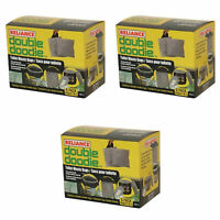Reliance 2683-13 Double Doodie 2L Portable Camping Toilet Waste Bags (18 Bags)