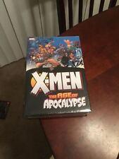 X-Men Age of Apocalypse Omnibus Variant Joe Madureira Cover RARE Brand New