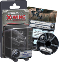 Fantasy Flight Games--Star Wars - X-Wing Miniatures Game - Tie Defender Expan...