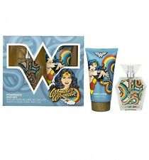 Official Retro Wonder Woman Fragrance Duo Set