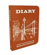 Edward Bawden Diary, Very Good Condition Book, Edward Bawden, ISBN 9781851778454