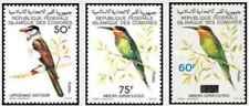 Timbres Oiseaux Comores 254/5 340 ** lot 24535