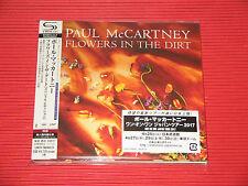 2017 PAUL McCaRTNEY Flowers InThe Dirt  JAPAN DIGI SLEEVE  2 SHM CD EDITION