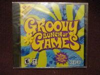 Groovy Bunch of Games  Windows 95/98 NIP