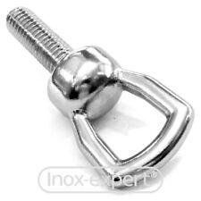 Ringschraube M12 Edelstahl A4 Augschraube Ringbolzen Ring-Schraube Augen-Bolzen