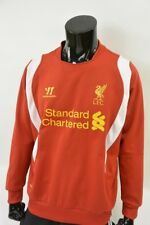 The Reds Warrior Liverpool FC Mens Warmth Sweatshirt SIZE XL (adults)