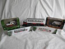 Eddie Stobart collection, 2 trucks, escort van and Reliant Regal van.