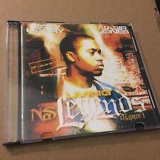 DJ DIRTY HARRY Nas Living Legends NYC Hip Hop Mixtape MIX CD Queensbridge QB