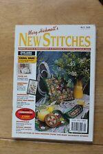 Mary Hickmott's New Stitches Magazine No 5 Cross Stitch Embroidery Stitching