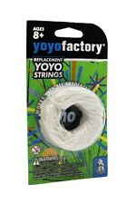 Replacement YoYo Strings (10 Pack) White by YoYoFactory