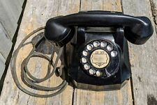 Vintage Antique Monophone Automatic Electric Telephone Ae40 Chicago 1930-1940's