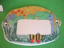 Türschild Frosch im Gras 16 x 11 cm Janosch von Thomas