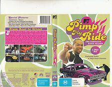Pimp My Ride-2004/7-TV Series USA-Complete First Season-3 Disc-DVD