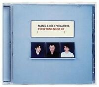 MANIC STREET PREACHERS - Everything Must Go 20 (Album) [CD] - NEW SEALED