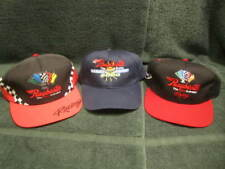 """Raybestos baseball caps Raybestos Racing – The Best in Brakes """"lot"""" of 3 hats"""