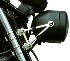 Lampenhalter Scheinwerferhalter Halter brackets Schelle Alu Yamaha XJR 1200 1300