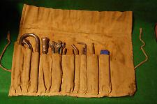 Mercedes 190SL OEM Tool Kit Dowidat Matador screwdriver messko gauge box Wrench