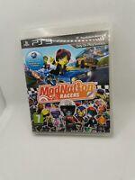 ModNation Racers (Sony PlayStation 3, 2010)